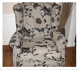 Testimonials on completion of our upholstery courses for Furniture upholstery course