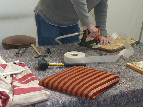Specialist Fabric Upholstery Repair And Furniture Restoration